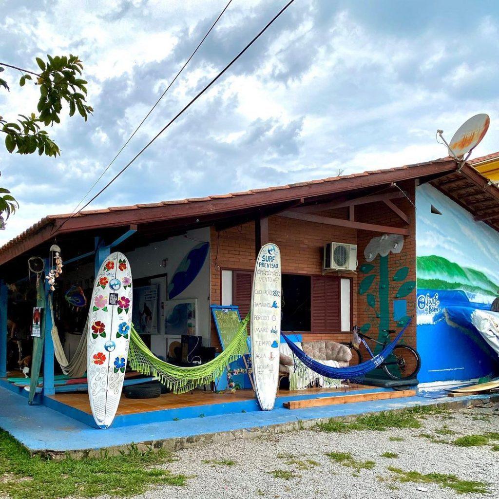 hostel surf de bem